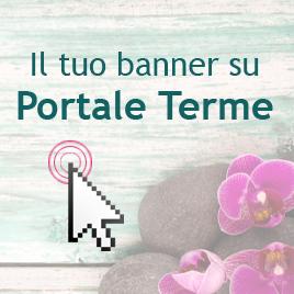 Pubblicità su Portale Terme