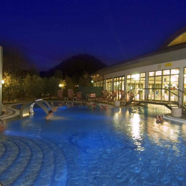 Hotel Petrarca Terme Montegrotto