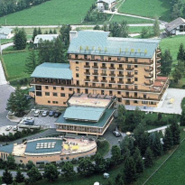Linta park hotel a asiago portale terme for Hotel asiago centro