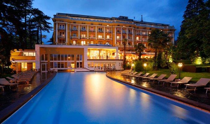 Hotel Palace Di Henri Chenot