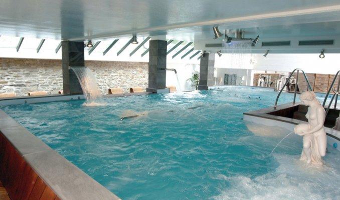 Grand hotel terme roseo a bagno di romagna portale terme - Piscina termale bagno di romagna ...
