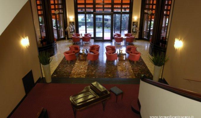 Grand hotel terme a castrocaro terme e terra del sole portale terme - Hotel a castrocaro terme con piscina ...
