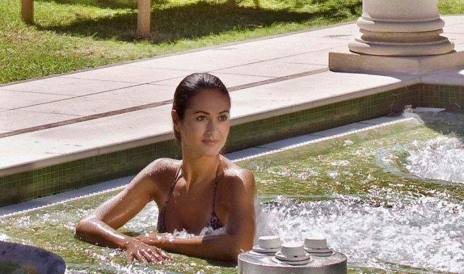 Hotel president terme a abano terme portale terme - Abano terme piscine notturne ...
