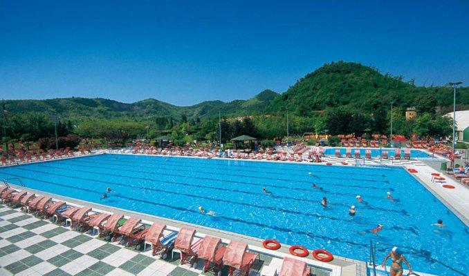 Petrarca hotel terme a montegrotto terme portale terme - Terme euganee piscine ...