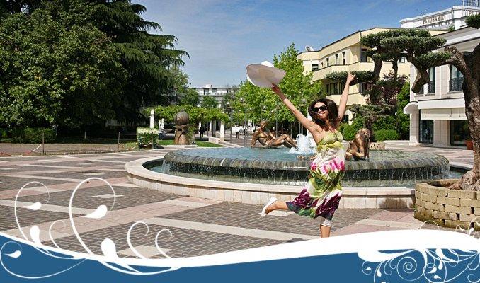 Hotel terme formentin a abano terme portale terme - Abano terme piscine notturne ...