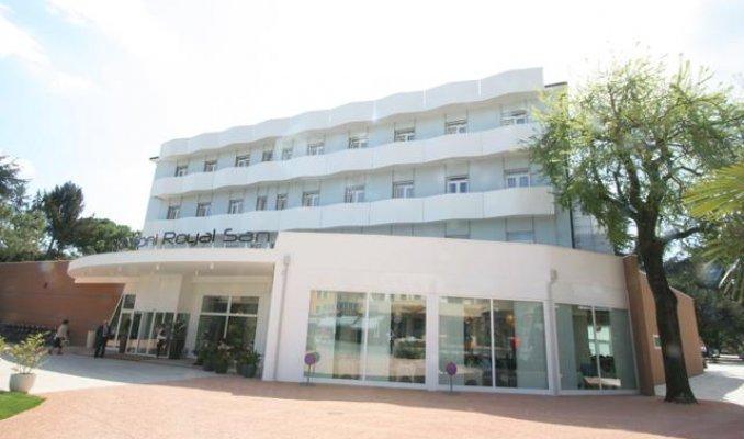 Hotel mioni royal san a abano terme portale terme - Hotel mioni royal san piscine ...