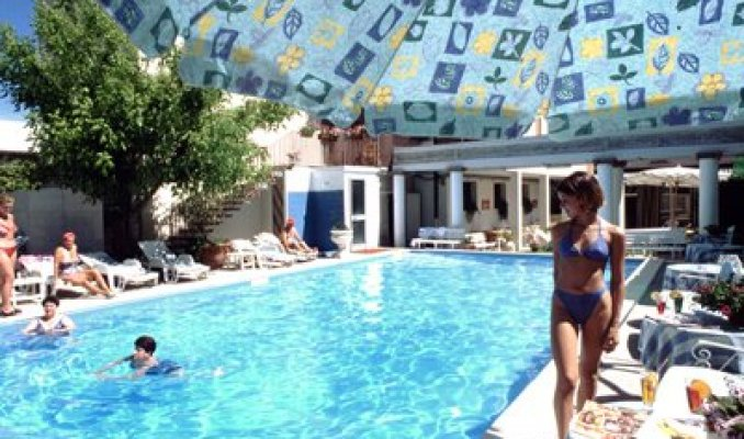 Hotel abano terme belvedere a abano terme portale terme - Abano terme piscine notturne ...