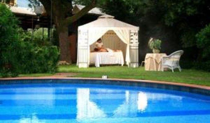 Grand hotel bellavista palace golf a montecatini terme - Piscine termali montecatini ...