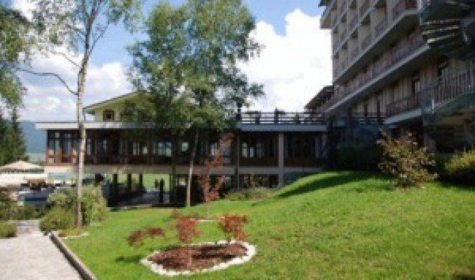 Linta park hotel a asiago portale terme for Hotel asiago con piscina