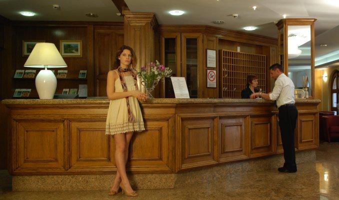 Hotel terme santa agnese a bagno di romagna portale terme - Terme agnese bagno di romagna ...